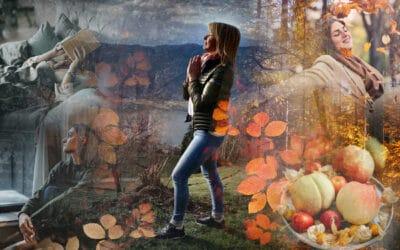 Winterdepression? 5 Tipps, wie Du entspannt durch die Wintermonate kommst.